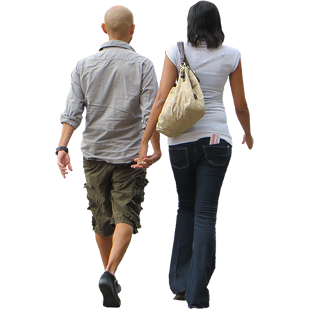 Parent Category : Cutouts - PNG Person Walking