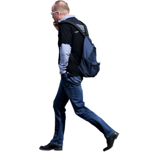 PNG Person Walking - 71356