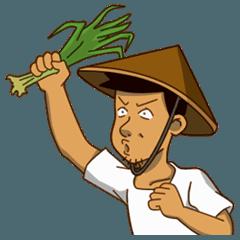 Png Petani Transparent Images Pluspng 240 Download Gambar Kartun