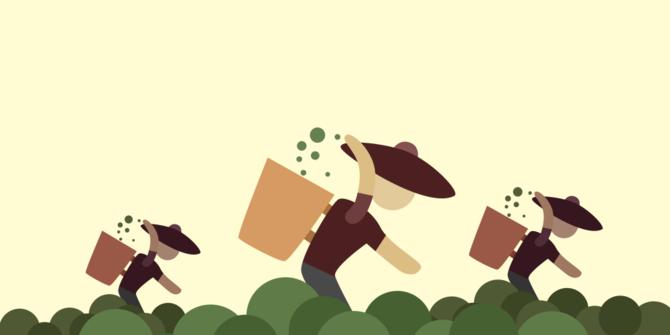 Pangkas kemiskinan, serikat petani desak Jokowi reformasi agraria - PNG Petani