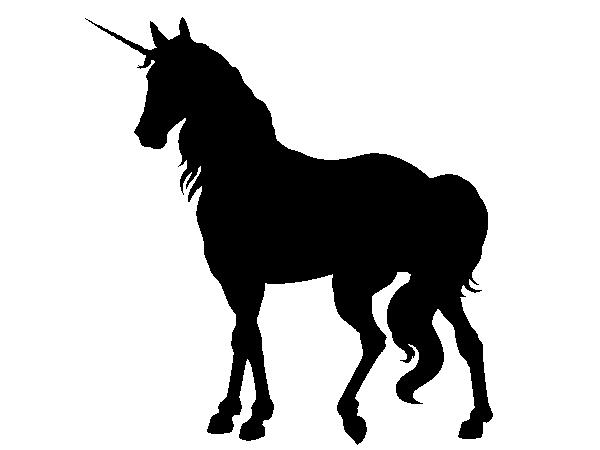 PNG Pferd Schwarz Weiss - 72187