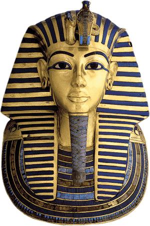 Ancient Egypt - Tutankhamen PlusPng.com  - PNG Pharaoh