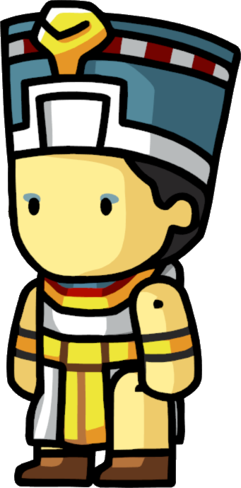Image - Pharaoh Female.png | Scribblenauts Wiki | FANDOM Powered By Wikia - PNG Pharaoh