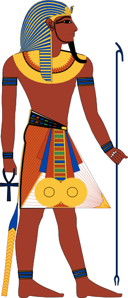 Pharaoh-right-facing-hi.png PlusPng.com  - PNG Pharaoh