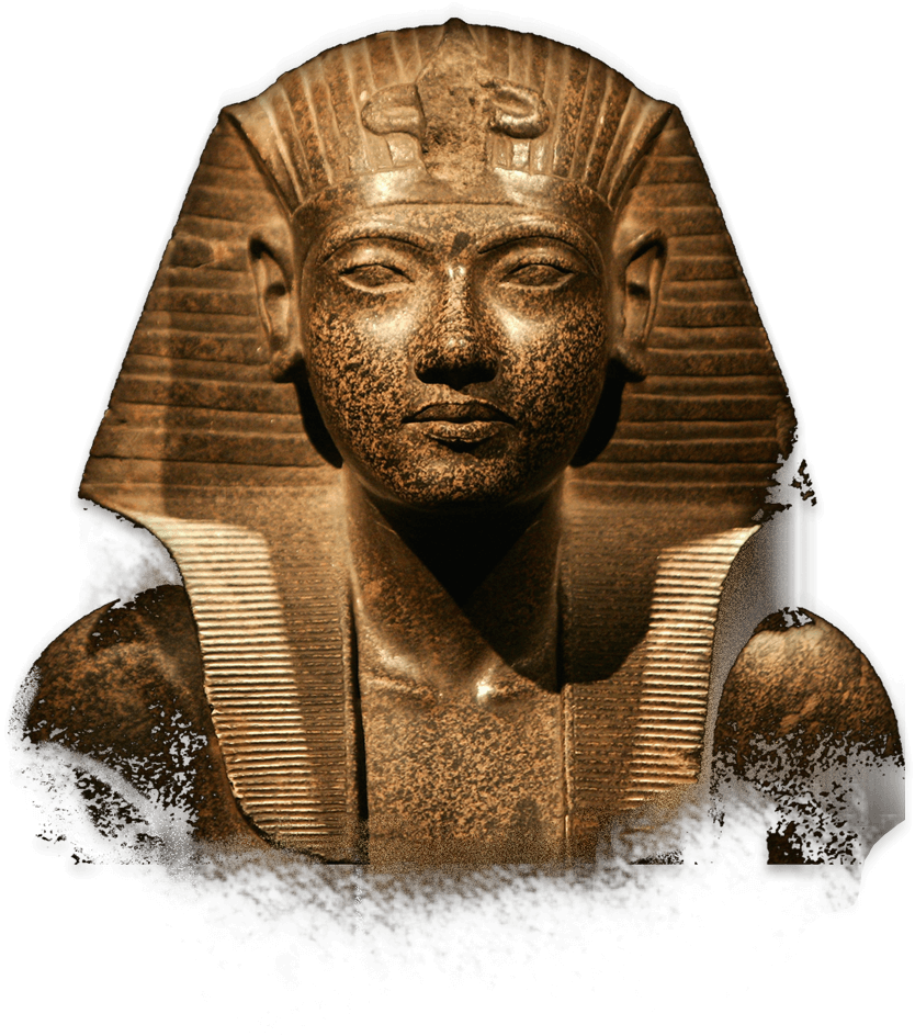 The Curse Of The Mummy - PNG Pharaoh
