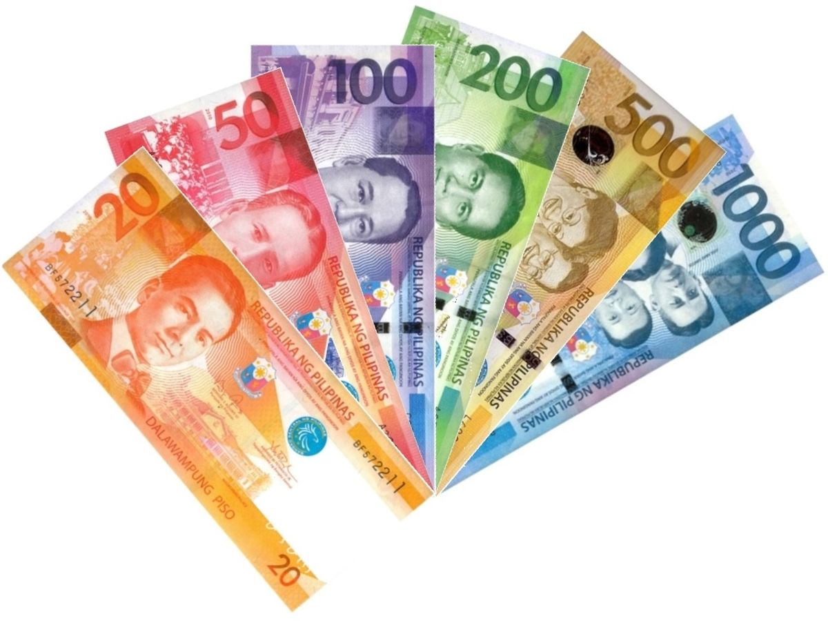 PNG Philippine Money