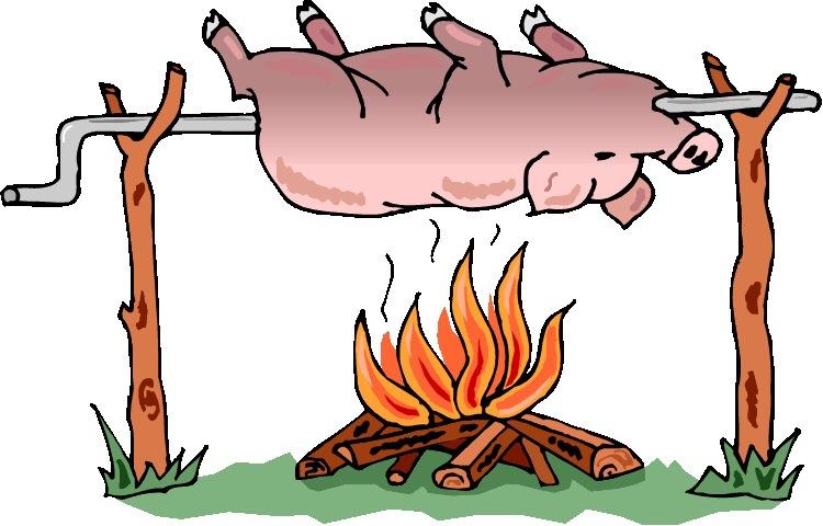 PNG Pig Roast - 76978