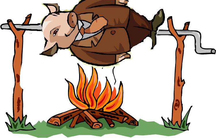 PNG Pig Roast - 76965