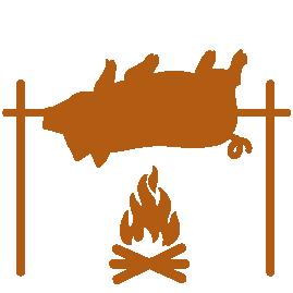 PNG Pig Roast - 76969