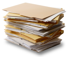 Pile-of-Papers.png (225×183) - PNG Pile