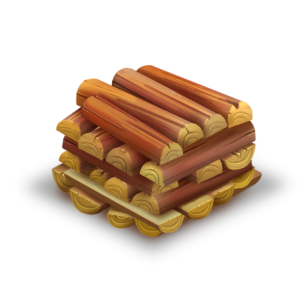Wood Pile.png - PNG Pile
