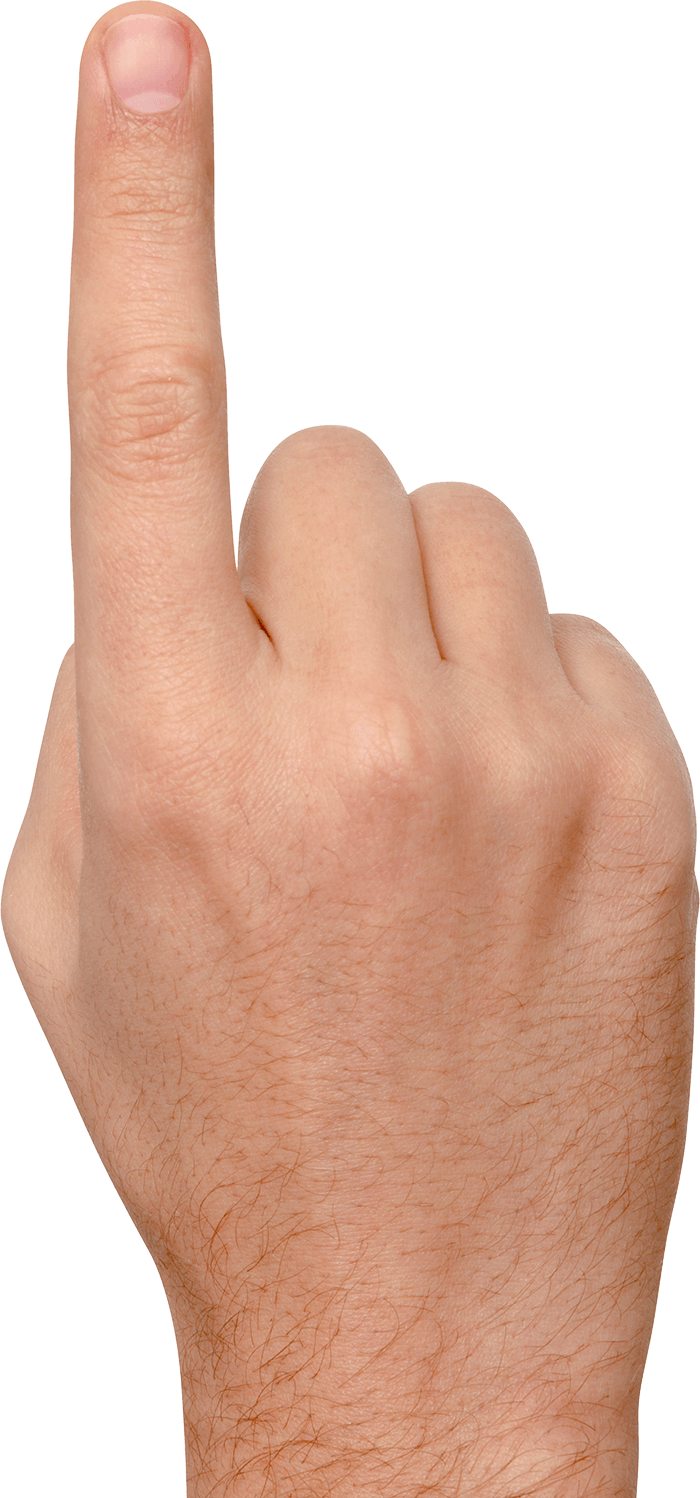 Pointing Finger PNG - PNG Pointing Finger