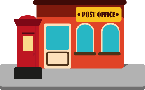 PNG Post Office - 62314