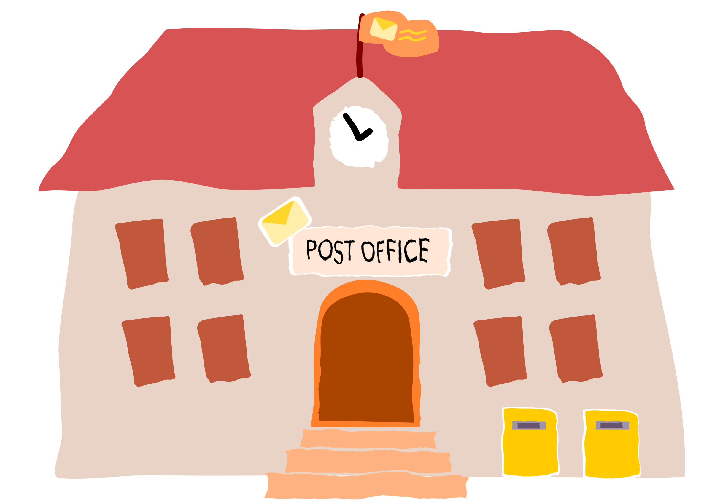 PNG Post Office - 62307