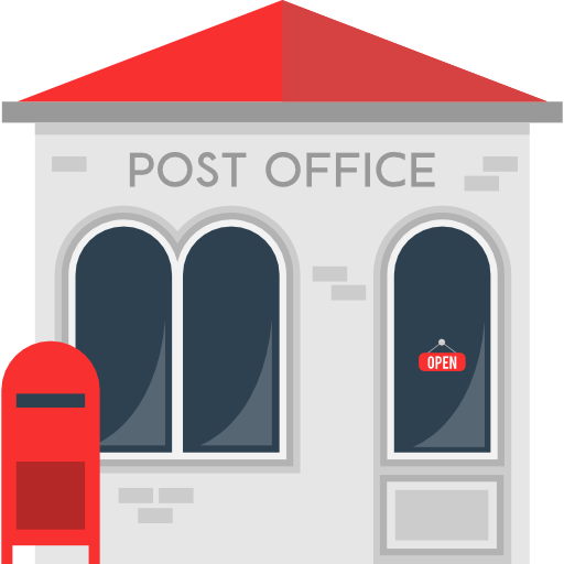 PNG Post Office - 62302