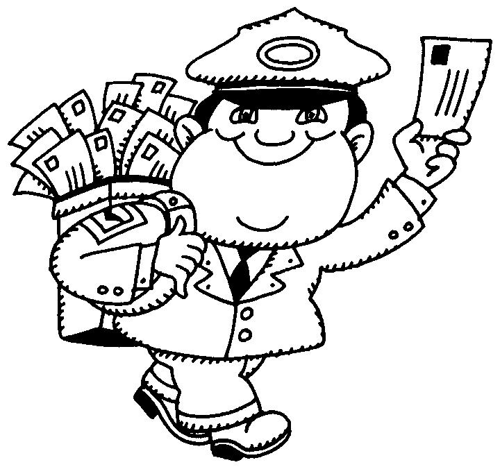 PNG Postman - 71537