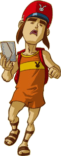 File:Postman (Oracle of Ages).png - PNG Postman