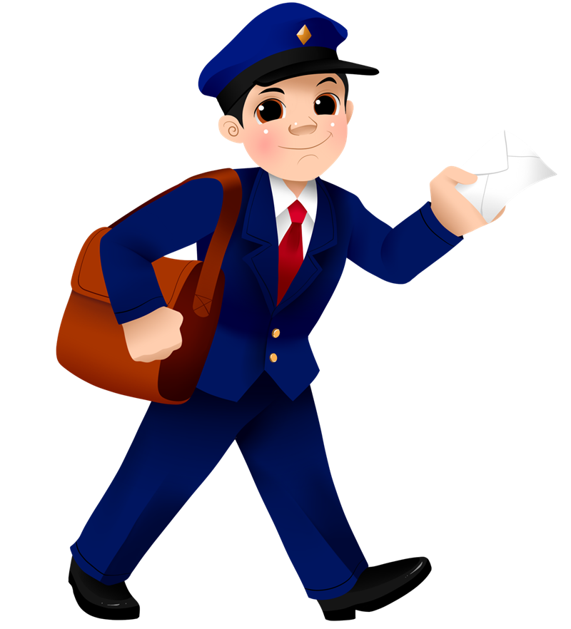 PNG Postman - 71533