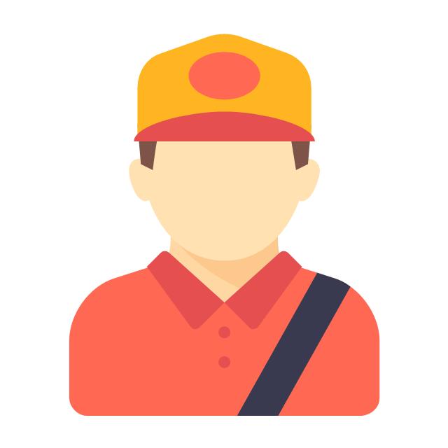 Postman, postman, - PNG Postman