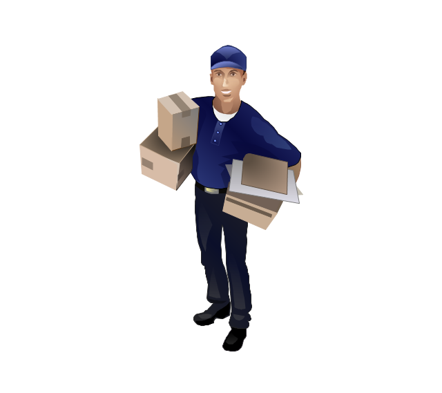 PNG Postman - 71534