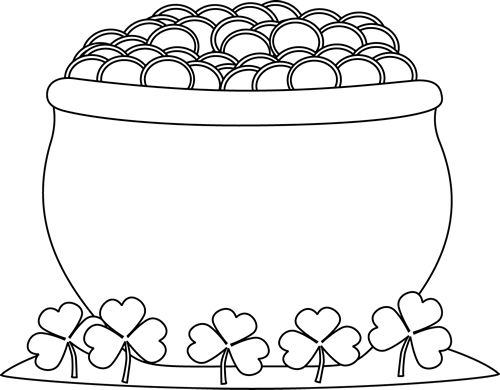 PNG Pot Black And White - 71383