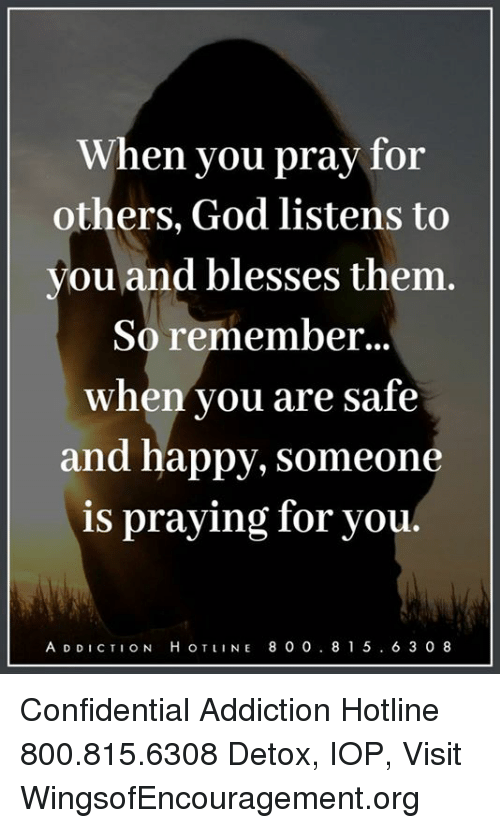 God, Happy, and Detox: When you pray for others, God listens to - PNG Praying For You