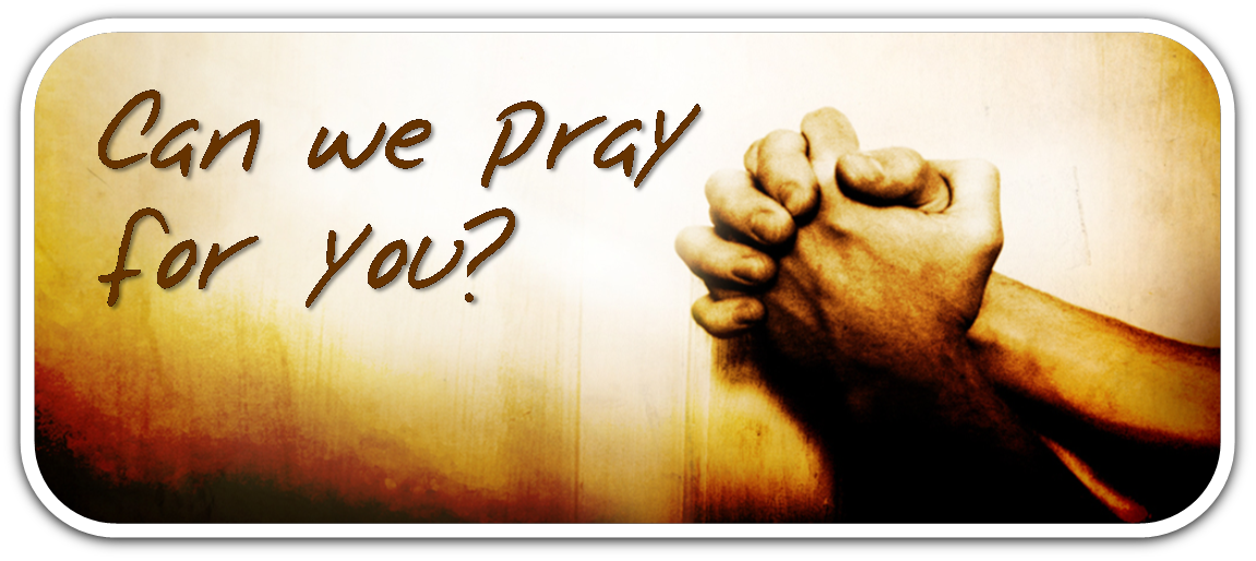 Prayer Request - PNG Praying For You