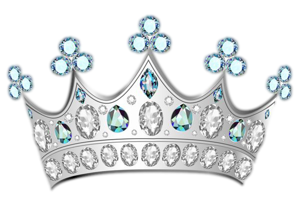PNG Princess Crown