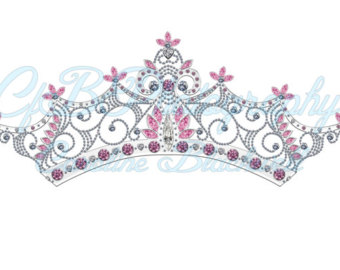 Princess Crown Party Favors Birthday Princess Crowns by ModParty - PNG Princess Crown
