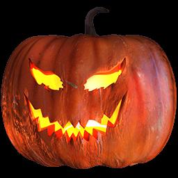 Download PNG | 256px PlusPng.com  - PNG Pumpkins Halloween
