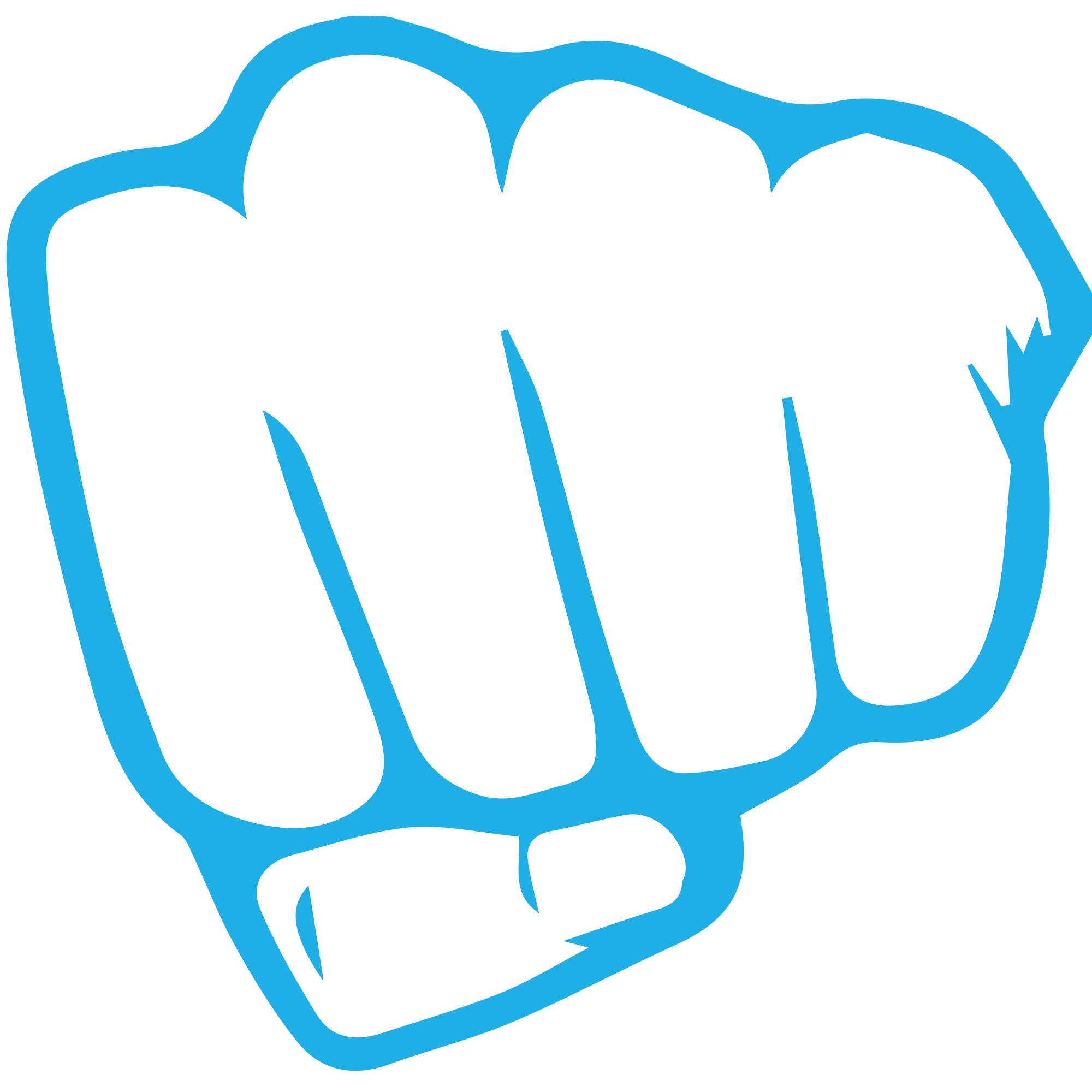 PNG Punching Fist - 76484