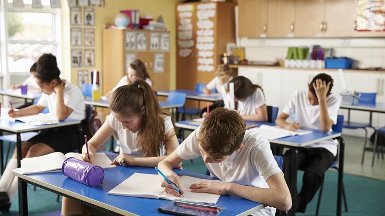 Preparing pupils for KS2 Sats - PNG Pupils In Class