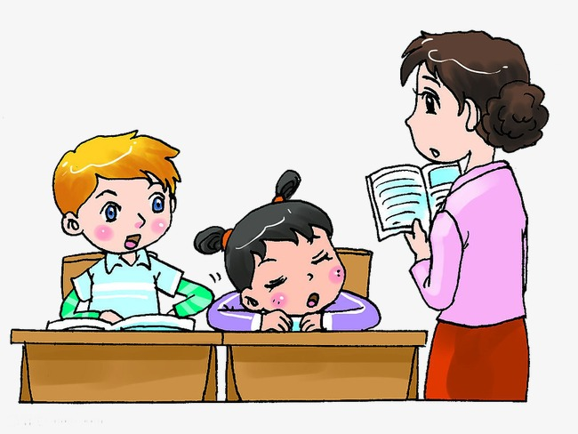 The little girl in class, Little Girl, Child, Pupils Free PNG Image - PNG Pupils In Class