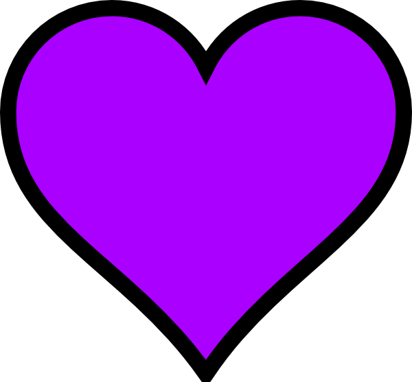 PNG: small · medium · large - PNG Purple Heart