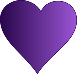 Purple Heart Clip Art - PNG Purple Heart
