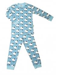 Ava and Luc Angus the Sheep Organic Pyjamas u2013 £28 - PNG Pyjamas