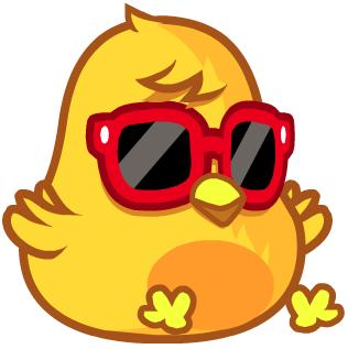 File:Moshi Cupcakes moshling action dj quack.png - PNG Quack