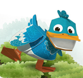 Quack.PNG - PNG Quack