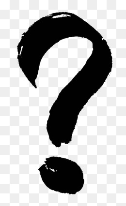 question mark, Black, Question Mark, Decoration PNG Image - PNG Question