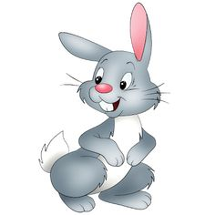 PNG Rabbit Cartoon - 65133