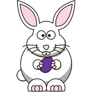 Cartoon bunny clipart, cliparts of Cartoon bunny free download (wmf, eps,  emf, svg, png, gif) formats - PNG Rabbit Cartoon