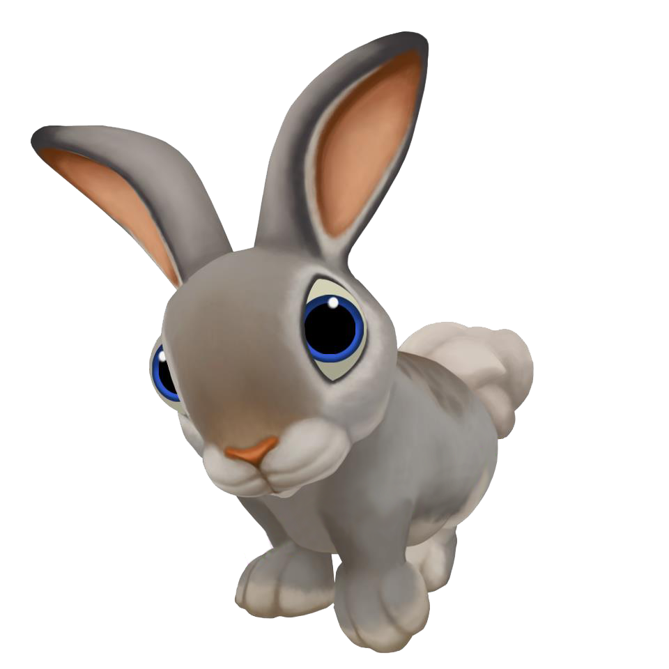 PNG Rabbit Cartoon - 65141