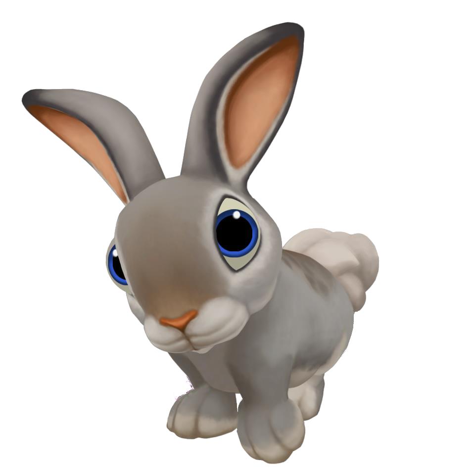 Cartoon Rabbit Png image #40332 - PNG Rabbit Cartoon