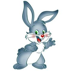 PNG Rabbit Cartoon - 65135