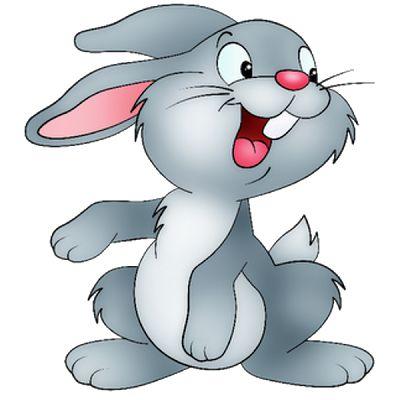 Moving bunny clip art cartoon bunny rabbits clip art images 2 - PNG Rabbit Cartoon