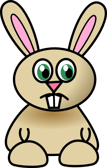 PNG Rabbit Cartoon - 65140