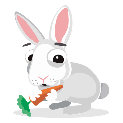 PNG Rabbit Cartoon - 65136