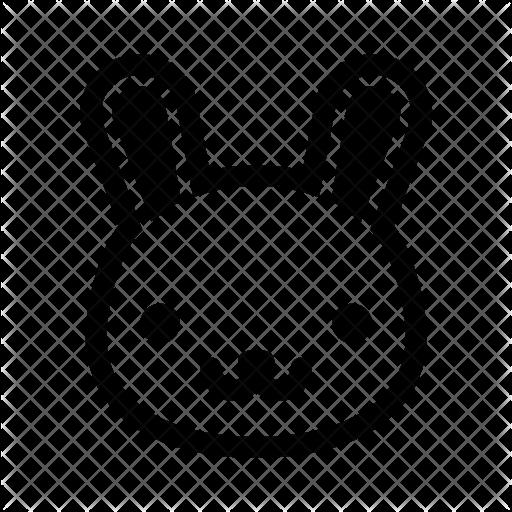 PNG Rabbit Face - 67897
