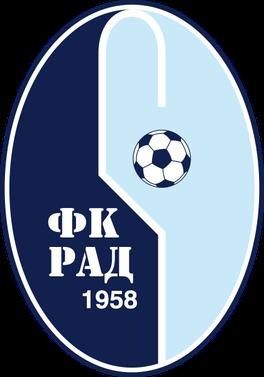 File:FK Rad Beograd.svg.png - PNG Rad