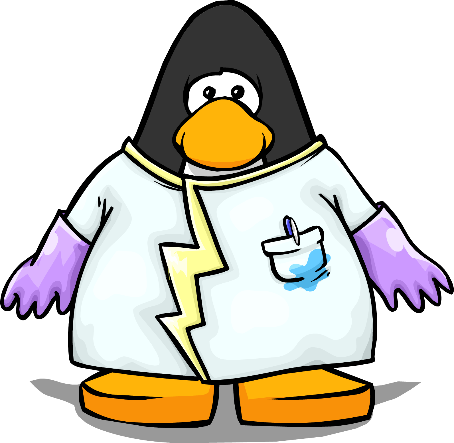 Rad Scientist Costume from a Player Card.PNG - PNG Rad